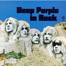 Deep Purple in Rock mp3 Album by Deep Purple