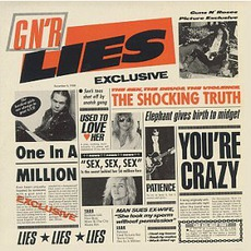 G N' R Lies mp3 Album by Guns N' Roses