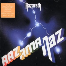 Razamanaz mp3 Album by Nazareth