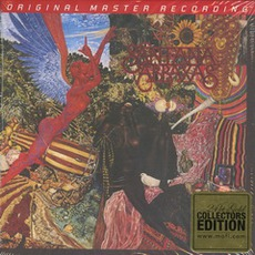 Abraxas (1992. MFSL 24K GOLD UDCD 552) mp3 Album by Santana