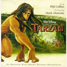 Tarzan mp3 Soundtrack by Phil Collins