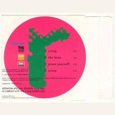 Creep Black Sessions (France) mp3 Single by Radiohead