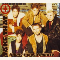 It Only Takes A Minute mp3 Single by Take That