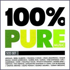 100 % Pure Music mp3 Compilation by Various Artists