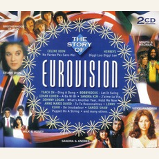 The Story Of Eurovision by Various Artists