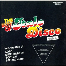 The Best Of Italo Disco Vol.8 mp3 Compilation by Various Artists