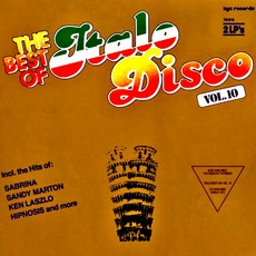 The Best Of Italo Disco Vol.10 mp3 Compilation by Various Artists