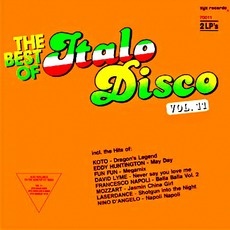 The Best Of Italo Disco Vol.11 mp3 Compilation by Various Artists