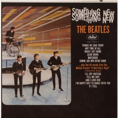 Something New (Stereo) (USA Versions) mp3 Album by The Beatles