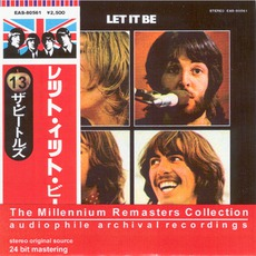 Let It Be (Millennium Japanese Remasters) mp3 Album by The Beatles