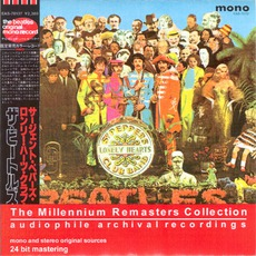 Sgt. Pepper's Lonely Hearts Club Band (Mono) (Millennium Japanese Remasters)