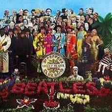 Sgt. Pepper'S Lonely Hearts Club Band (1987. UK Stereo)
