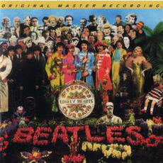 Sgt. Pepper'S Lonely Hearts Club Band (MFSL Remastered) by The Beatles