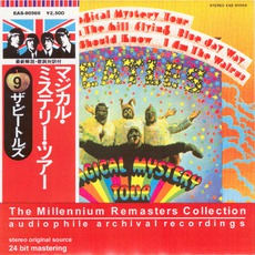 Magical Mystery Tour (Millennium Japanese Remasters)