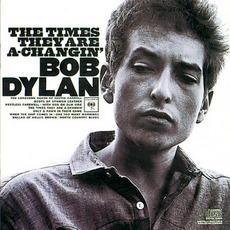 The Times They Are A-Changin' mp3 Album by Bob Dylan