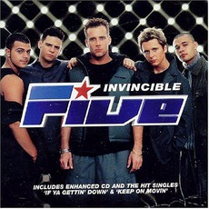 Invincible mp3 Album by Five