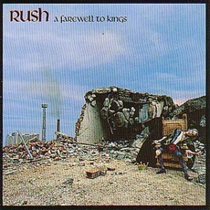 A Farewell To Kings mp3 Album by Rush