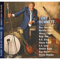 Playin' With My Friends: Bennett Sings the Blues mp3 Album by Tony Bennett
