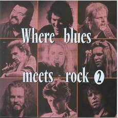 Where Blues Meets Rock Vol. 2 mp3 Compilation by Various Artists