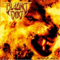 Metallic Beast mp3 Album by Blazing Dog