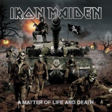 A Matter Of Life And Death mp3 Album by Iron Maiden