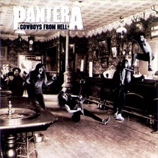 Cowboys From Hell mp3 Album by Pantera