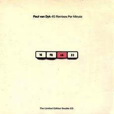 45 RPM mp3 Album by Paul Van Dyk