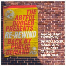 Artful Dodger - Re-Rewind mp3 Compilation by Various Artists