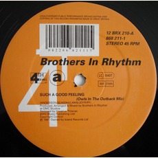 Such A Good Feeling/Peace and Harmony mp3 Single by Brothers In Rhythm