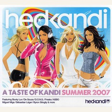 Hed Kandi - A Taste Of Kandi Summer 2007