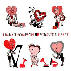 Versatile Heart mp3 Album by Linda Thompson