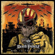 War Is The Answer mp3 Album by Five Finger Death Punch
