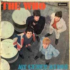 The Who Sings My Generation mp3 Album by The Who
