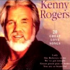 20 Great Years mp3 Artist Compilation by Kenny Rogers