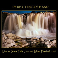 Live at Sioux Falls Jazz and Blues Festival