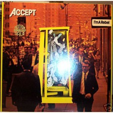 I'm A Rebel mp3 Album by Accept