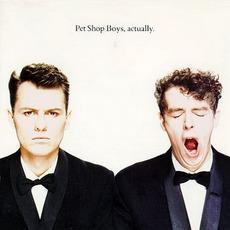 Actually by Pet Shop Boys