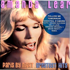 Paris By Night - Greatest Hits mp3 Artist Compilation by Amanda Lear