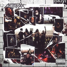 Alive 2 mp3 Live by Anthrax
