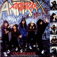 I'm the Man mp3 Album by Anthrax