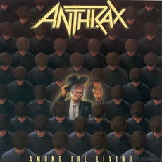 Among the Living mp3 Album by Anthrax