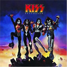 Destroyer mp3 Album by KISS