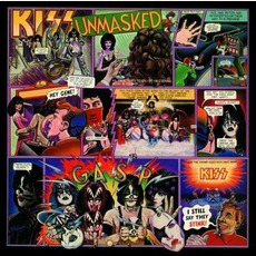 Unmasked mp3 Album by KISS