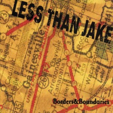 Borders & Boundaries mp3 Album by Less Than Jake