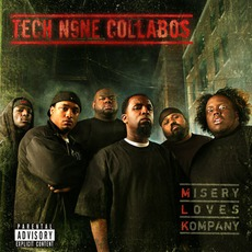 Misery Loves Kompany mp3 Album by Tech N9ne