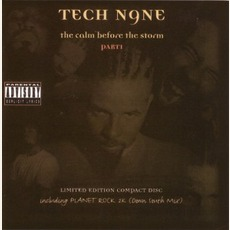 The Calm Before The Storm mp3 Album by Tech N9ne
