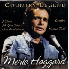 Country Legend mp3 Artist Compilation by Merle Haggard