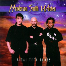 Vital Tech Tones mp3 Album by Scott Henderson