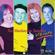 Vibrate mp3 Album by The Manhattan Transfer