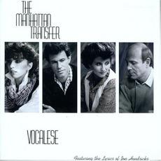 Vocalese mp3 Album by The Manhattan Transfer
